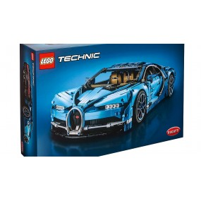 LEGO® TECHNIC PRESENTS: BUGATTI CHIRON
