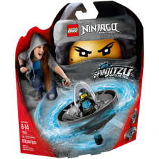 Lego Ninjago Movie - Nya - Mestre de Spinjitzu