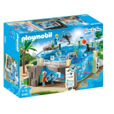 Playmobil Family Fun - Aquário