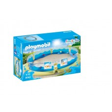 Playmobil Family Fun - Piscina de Aquário