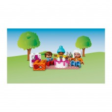 Play in the park and enjoy a fun birthday picnic!