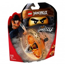 Lego Ninjago Movie - Cole - Mestre de Spinjitzu