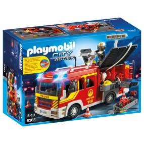 Playmobil City Action - Camião dos Bombeiros